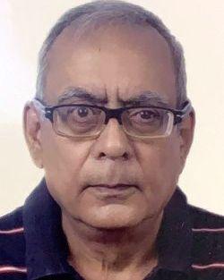 Ashok K Sinha