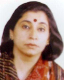 Anuradha Bakshi