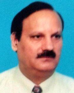 K R Lakhanpal