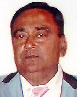 K P Mathur