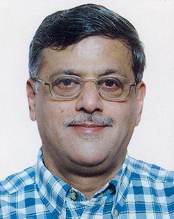 Anil P Padhye