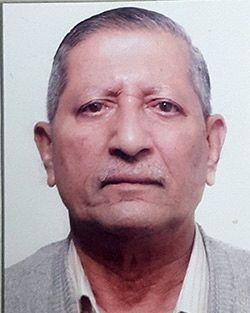 Ashok Vishwanath Vaidya