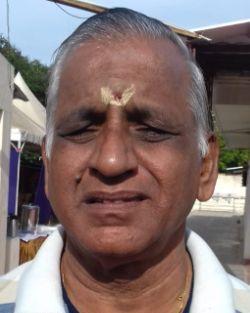 S Ganapathy
