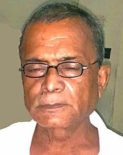 Chandra Shekhar Majumdar