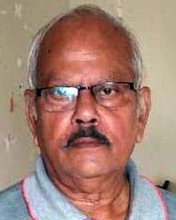 Chittaranjan Mohapatra